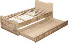 Кровать одинарная с ящиком 4 Квест