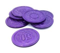 Серп. Металлические монеты (ценность 50)