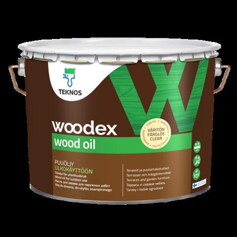 TEKNOS WOODEX WOOD OIL/Текнос Вудекс Вуд Ойл Масло для дерева