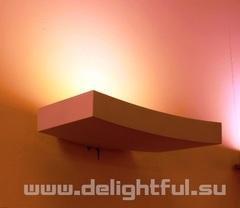 Настенный светильник Art Microsurf parete