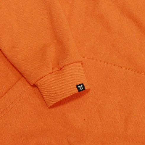 Худи DISLABEL TM REFLECTIVE ORANGE