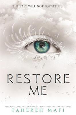 Kitab Restore Me | Tahereh Mafi