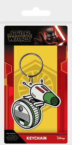 Брелок силиконовый Star Wars: The Rise of Skywalker (D-O)