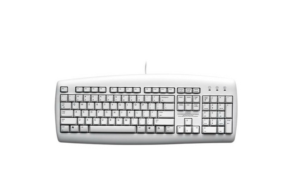 LOGITECH Value Keyboard
