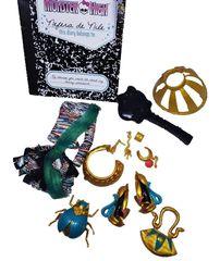 Набор одежды и аксессуаров для куклы Нефера де Нил Базовая