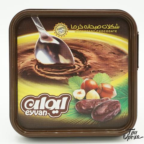 Шоколадная паста из фиников Saghe Zarin Arvand Co, 250 гр