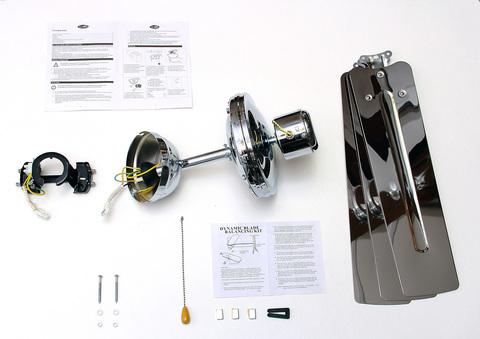 Потолочный вентилятор Dreamfan Mirror 122