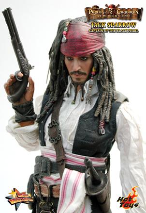 Pirates of the Caribbean - 12'' Jack Sparrow