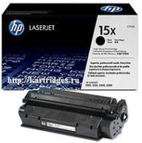 Картридж Hewlett-Packard (HP) C7115X