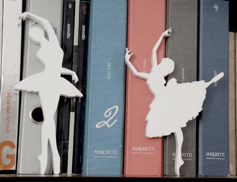 Балерина из пенопласта