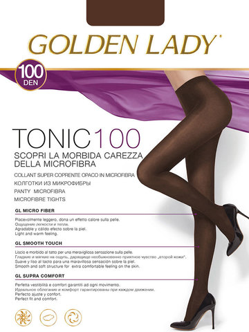 Колготки Tonic 100 Golden Lady
