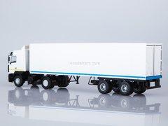 MAZ-5440 with semi-trailer ODAZ-9786 1:43 Start Scale Models (SSM)
