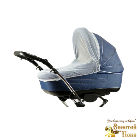 Сетка москитная на детскую коляску (75х125) 200528-NV904