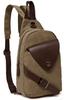 Однолямочный рюкзак RRX A023 Хаки