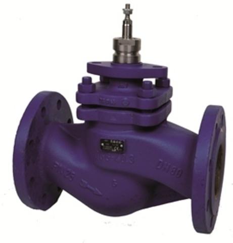 Клапан 2-ходовой фланцевый Schneider Electric PN25 V292-80-85