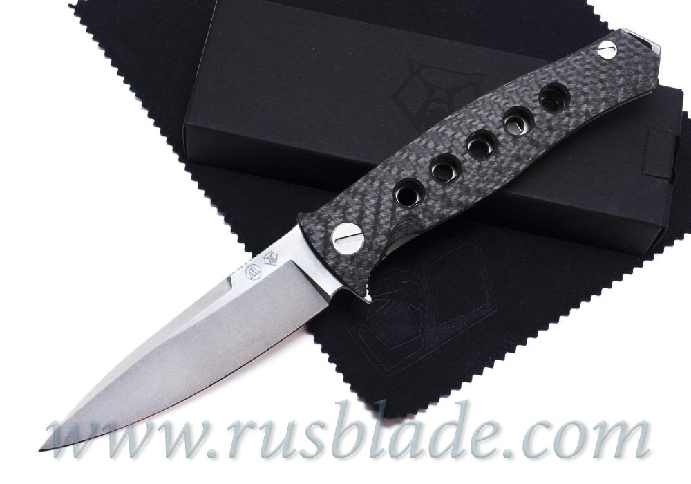 CUSTOM Russian Dr. Death CARBON #35 - Shirogorov and Tom Mayo