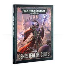 Codex: Genestealer Cults / Кодекс Генокульта (на английском)