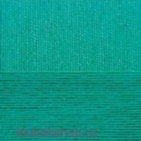 Пехорский текстиль Цветное кружево Изумруд 335 (4 шт.)