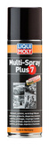 Liqui Moly Multi-Spray Plus 7 — Мультиспрей 7 в 1