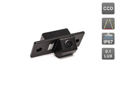 Камера заднего вида для Skoda Fabia II 08+ Avis AVS326CPR (#073)