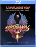 Journey / Escape & Frontiers - Live In Japan 2017 (Blu-ray)