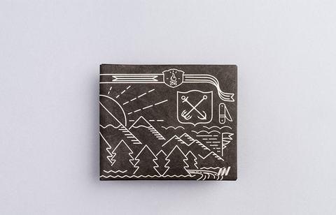 Экологичный бумажник New Travel