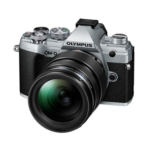Цифровой беззеркальный фотоаппарат OLYMPUS OM-D E-M5 Mark III Kit 12-40mm f/2.8