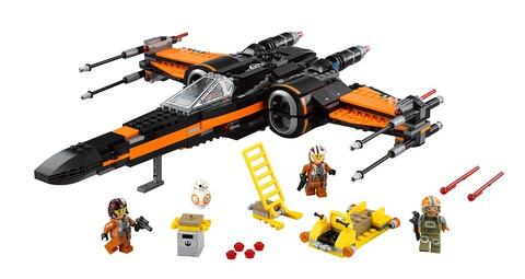 LEGO Star Wars: Истребитель По 75102