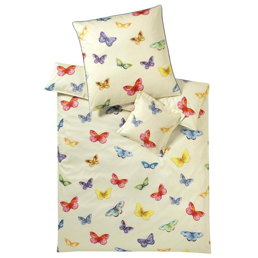Постельное Постельное белье 2 спальное Elegante Butterfly ванильное elitnyy-pododeyalnik-butterfly-vanilnyy-ot-elegante-germaniya.jpg
