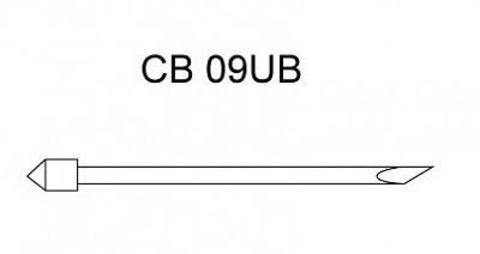 Стандартный нож для плоттеров Graphtec для резки пленок (CB 09UB)