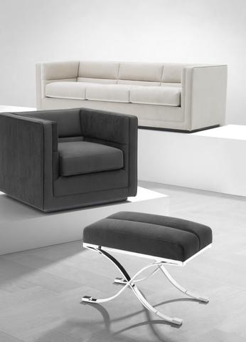 Кресло, диван и банкетка Eichholtz Adonia