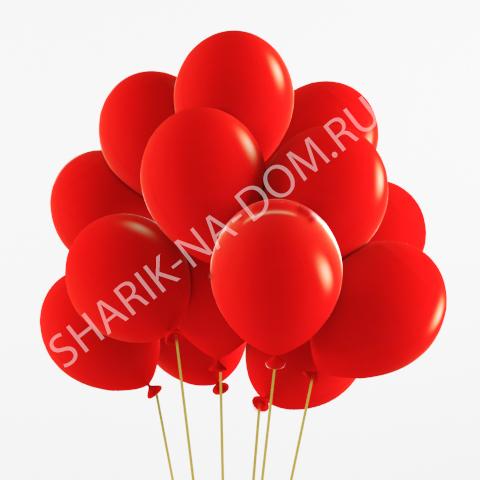 """Шарики на Юбилей Воздушные шары """"Красные"""" Красные_воздушные_шары.jpg"""
