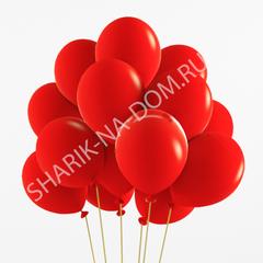 """Воздушные шары """"Красные"""""""