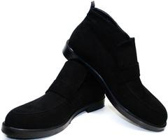 Мужские замшевые полуботинки Richesse R454