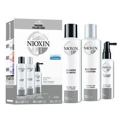 Nioxin System 1 Kit - Набор (Система 1) 150 Мл+150 Мл+50 Мл