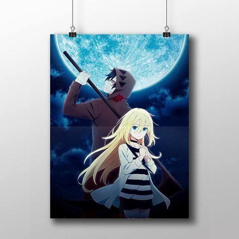 Плакат с Заком и Рей