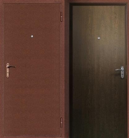 Входная дверь Витязь, Всеволод , Медь / Венге