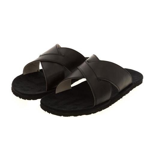 577157 сандалии мужские черные. КупиРазмер — обувь больших размеров марки Делфино