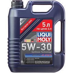 Акция «5 по цене 4» Optimal HT Synth 5W-30 Артикул: 39010      объем: 5 л
