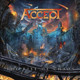Accept / The Rise Of Chaos (Limited Edition)(CD)
