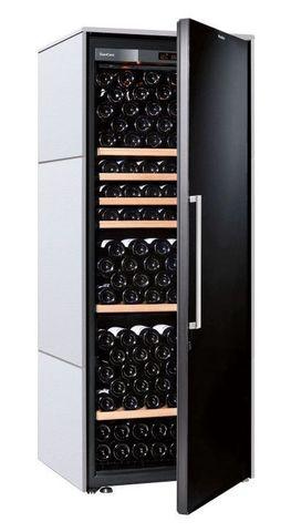 Винный шкаф EuroCave V Collection L белый хлопок, сплошная дверь, стандартная комплектация