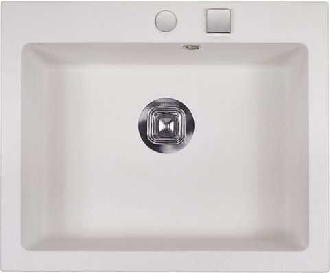 Мойка для кухни Kuppersberg MODENA 1B WHITE