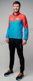 Беговой костюм Nordski Sport Red/Blue 2020 мужской