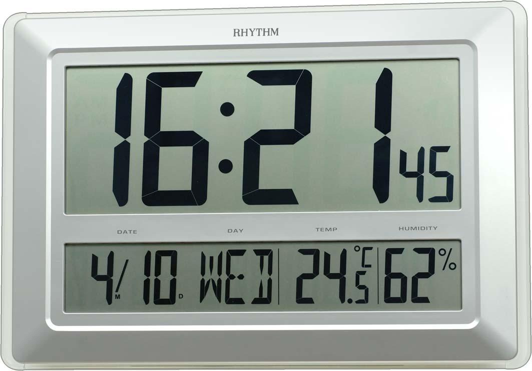 Часы-будильник Rhythm LCW015NR19