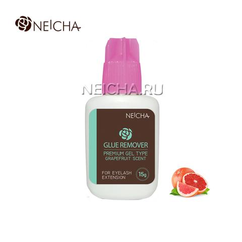 Ремувер NEICHA гелевый Premium с ароматом грейпфрута 15гр