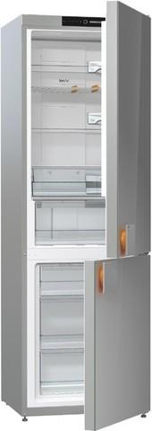 Двухкамерный холодильник Gorenje NRK612ST