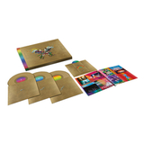 Coldplay / Live In Buenos Aires, Live In Sao Paulo, A Head Full Of Dreams (Coloured Vinyl)(3LP+2DVD)