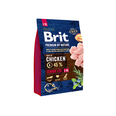 Brit Premium Senior L+XL 3 kg