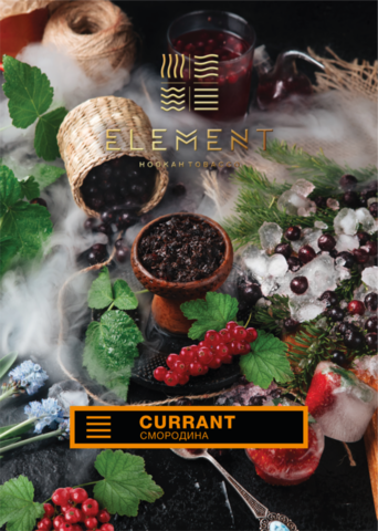 Element Currant (Смородина) земля 40г