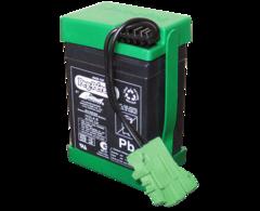 Аккумулятор для электромобилей Peg-Perego 6V 4.5Ah IAKB0025